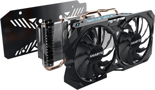 Gigabyte Radeon R9 390X WindForce 2X-02