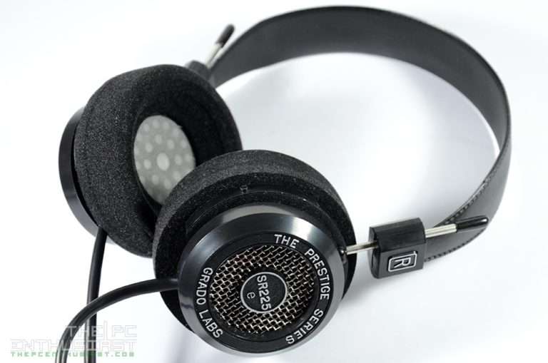 Grado SR225e Prestige Open-Back Headphone Review