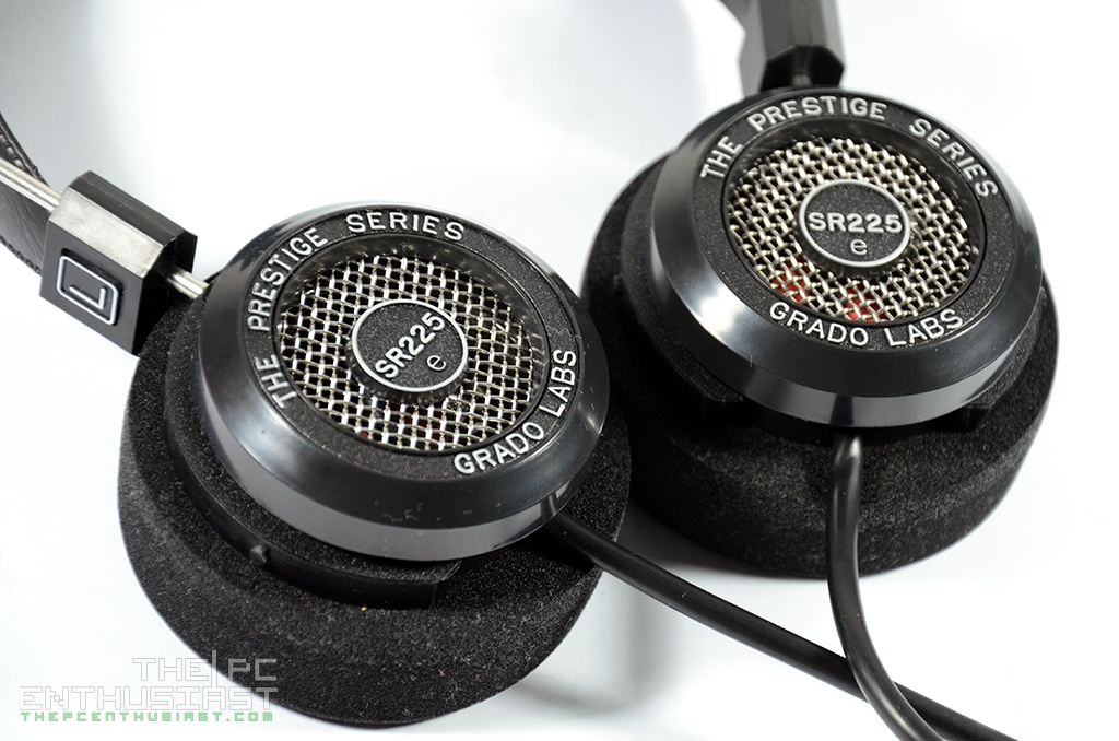 Grado SR225e Prestige Open-Back Headphone Review
