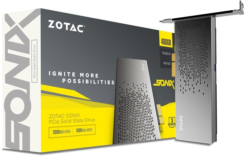 Zotac Sonix PCIe SSD NVME-05