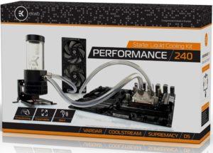 EK Kit Performance 240 Water Cooling