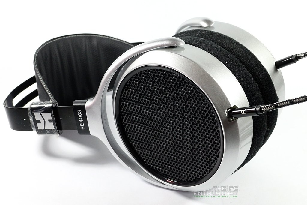 HiFiMAN HE400s Planar Headphone Review