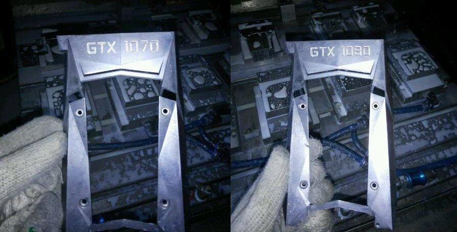 NVIDIA GeForce GTX 1080 and GTX 1070 Shroud