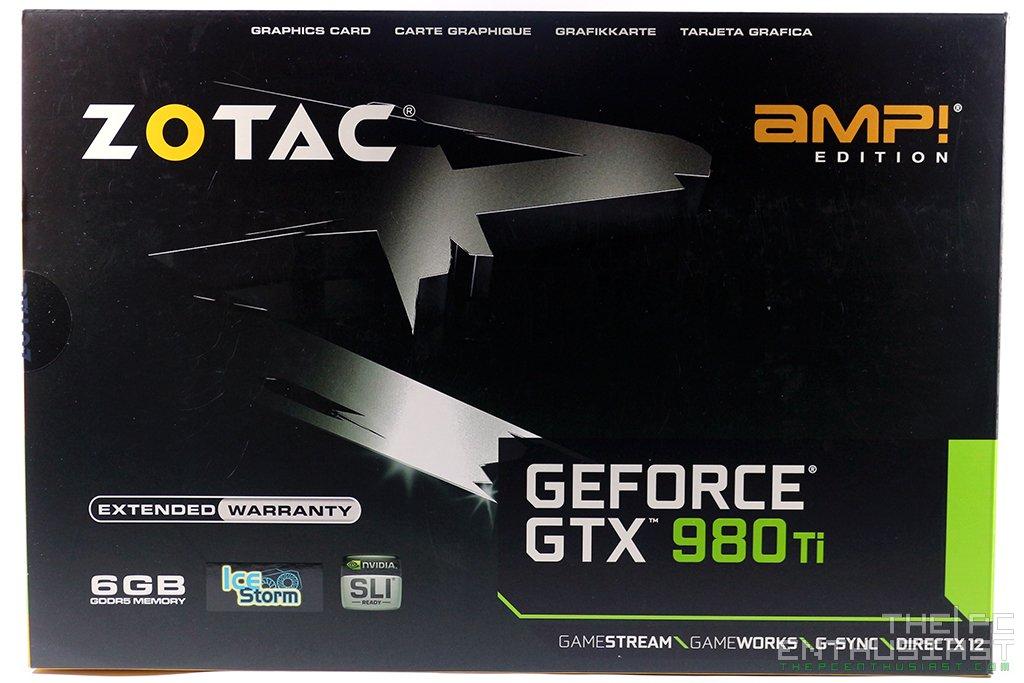 Zotac GeForce GTX 980 Ti AMP! Review - Pushing The Limit