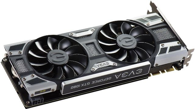 EVGA GeForce GTX 1080 ACX, SC, FTW, and Classified Gaming