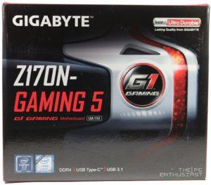 Gigabyte Z170N-Gaming 5 Motherboard Review-01