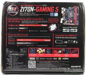 Gigabyte Z170N-Gaming 5 Motherboard Review-02