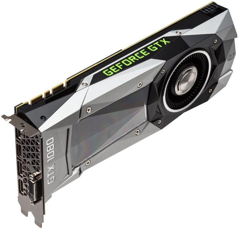 NVIDIA GeForce GTX 1070 Pascal