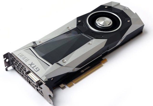 NVIDIA GeForce GTX 1080 3DMark FireStrike and 3DMark 11 Performance Leaked