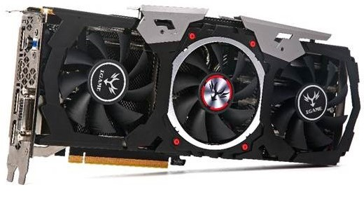 Colorful iGame GTX1070 X-TOP
