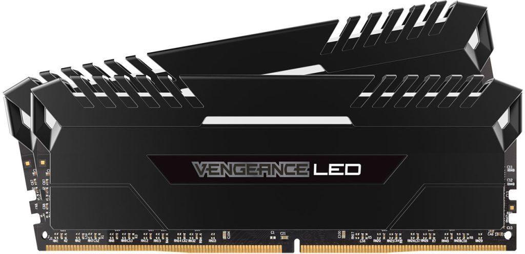 Corsair Vengeance LED DDR4 White
