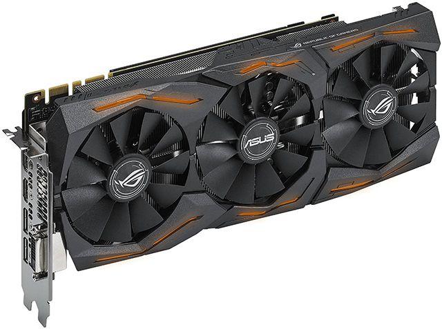 GeForce GTX 1080 Compared - Asus, EVGA, Gigabyte, MSI, Zotac