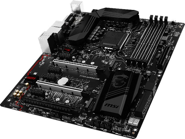 MSI Z170A Gaming M6 Motherboard-04