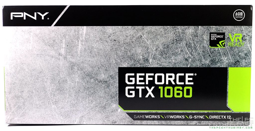 PNY GeForce GTX 1060 6GB Review - Great for 1080p Gaming
