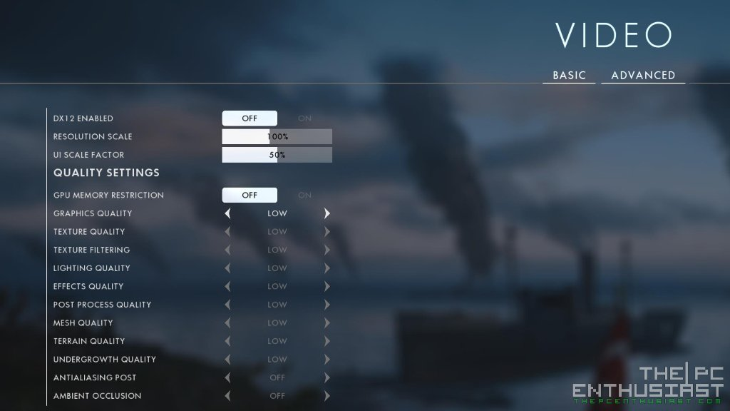 Battlefield 1 PC Graphics Benchmark Review - What's The Best