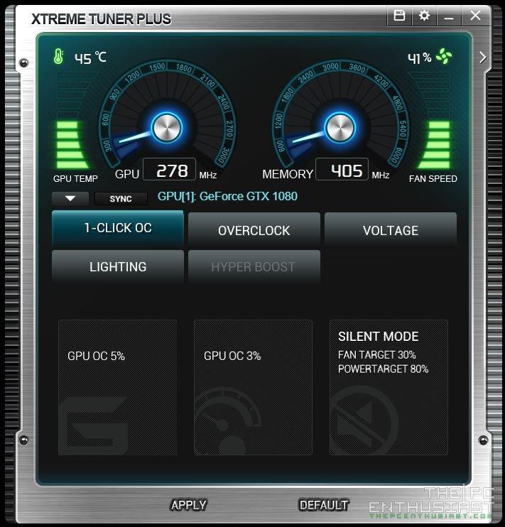 Galax GeForce GTX 1070 EXOC-SNPR Review - with RGB Lighting