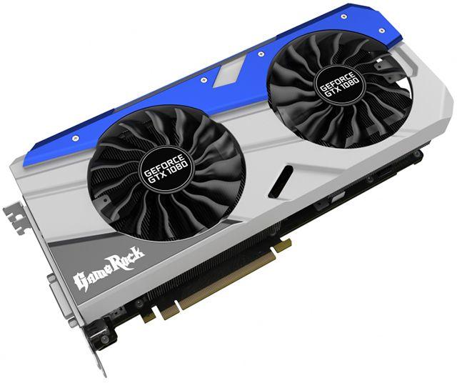GeForce GTX 1080 Compared - Asus, EVGA, Gigabyte, MSI, Zotac and