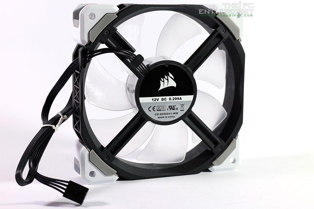 Corsair Ml120 Pro Led 120mm Pwm Premium Fan Review The