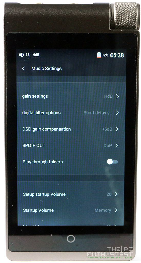 Cayin i5 Master Quality Portable Digital Audio Player Review