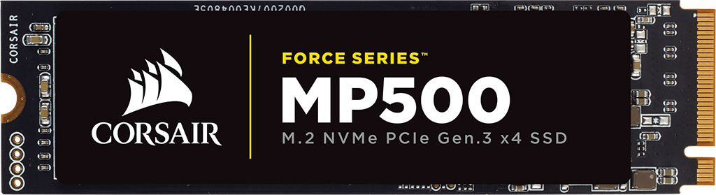 Corsair MP500 M 2 NVMe PCIe SSD Unleashed - See Specs