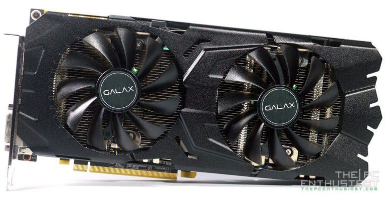 Galax GeForce GTX 1070 EXOC-SNPR Review – with RGB Lighting