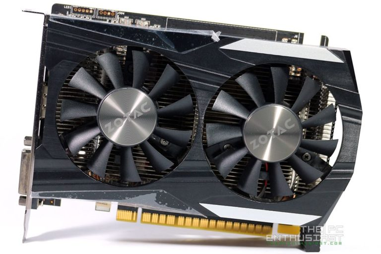Zotac GeForce GTX 1050 Ti OC Edition Review – The Budget Graphics Card