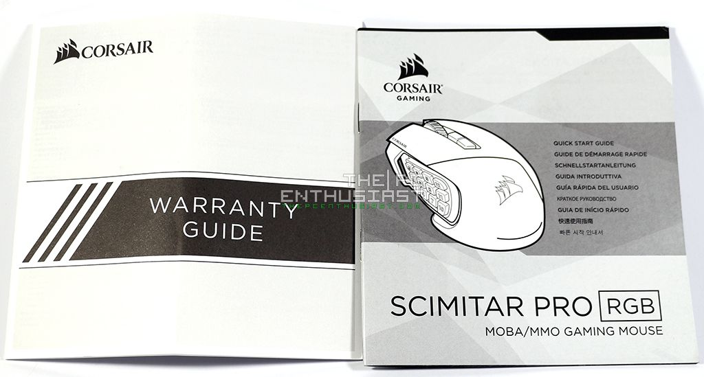 Corsair Scimitar Pro RGB Gaming Mouse Review - Need More