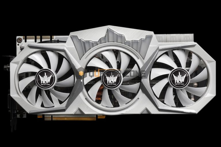 GALAX GTX 1080 Ti HOF Photos Surfaced! – It's HUGE with 16+3 Power Phases!