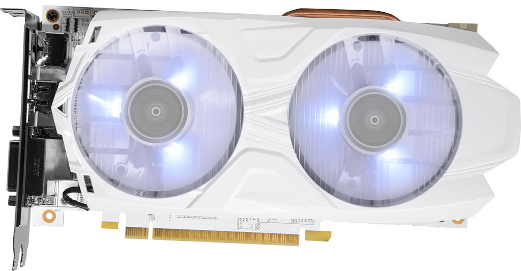 GALAX GeForce GTX 1050 Ti EXOC White 4GB Review - Page 3 of