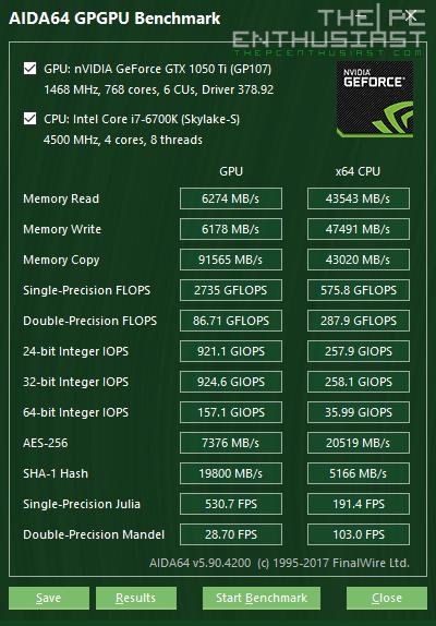 nvidia geforce gtx 1050 drivers