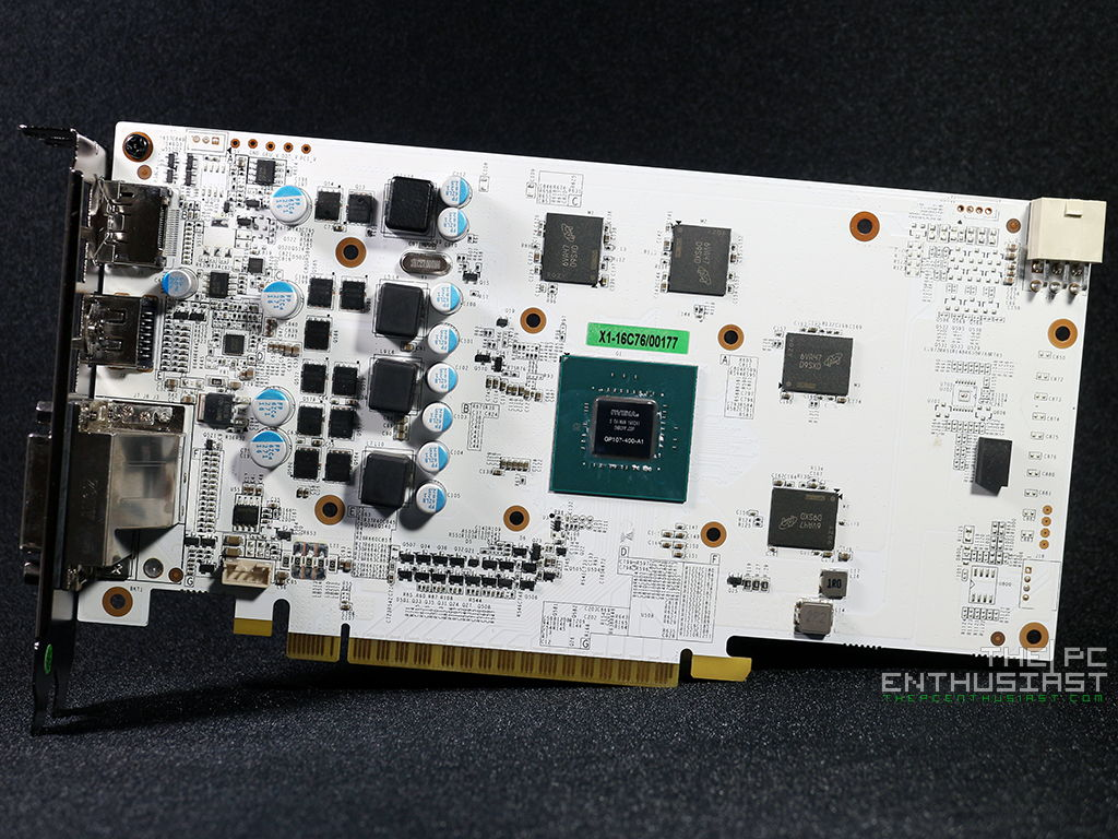 GALAX GeForce GTX 1050 Ti EXOC White 4GB Review - Page 2 of 9 ...
