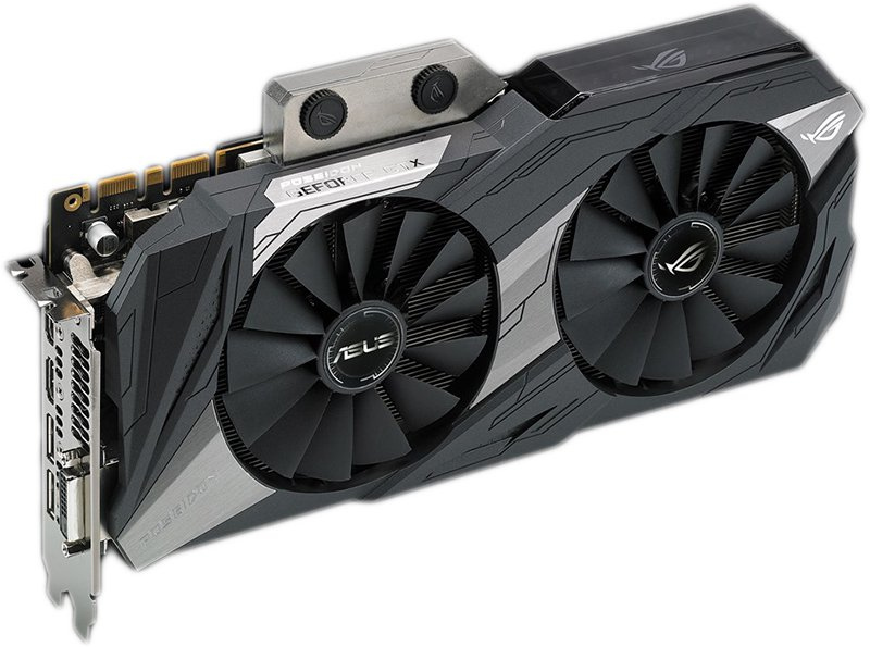 GeForce GTX 1080 Ti Compared - Asus, EVGA, Gigabyte, MSI, Zotac and