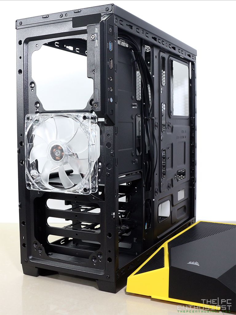 Corsair Carbide SPEC-04 Mid-Tower Case Review - ThePCEnthusiast