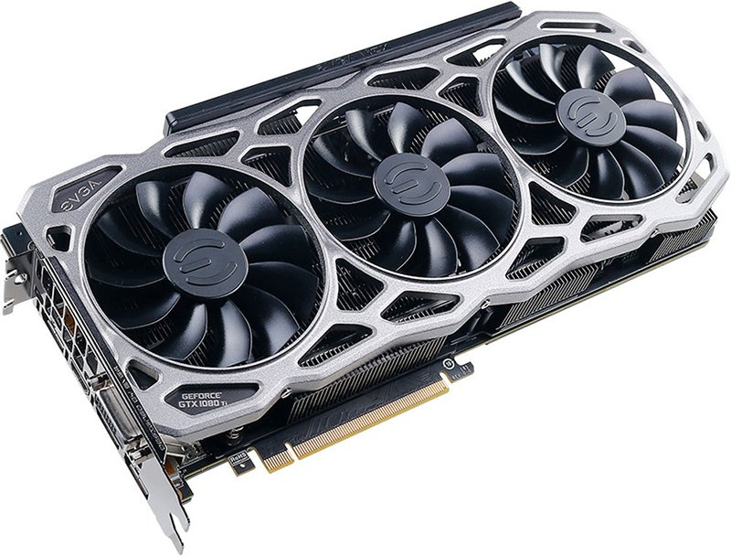 GeForce GTX 1080 Ti Compared - Asus, EVGA, Gigabyte, MSI, Zotac and