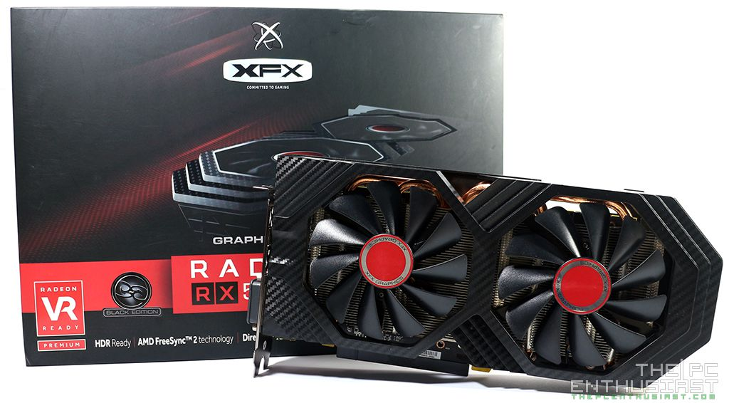 XFX Radeon RX 580 GTS Black Edition 8GB Review - Page 8 of 8