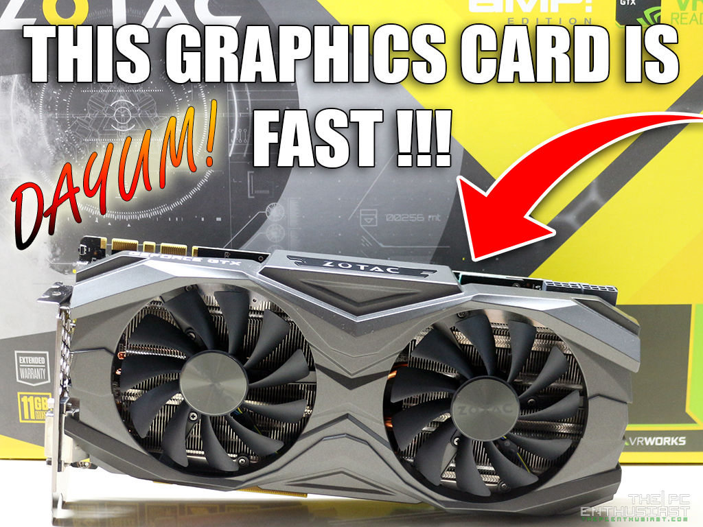 ZOTAC GeForce GTX 1080 Ti AMP Edition Review - Fast and Cool! - Page