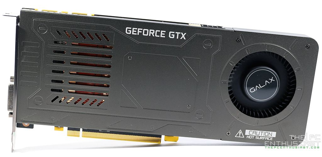 GALAX GeForce GTX 1070 KATANA Review - The First Single-Slot GTX 1070! - Page 2 of 9 ...