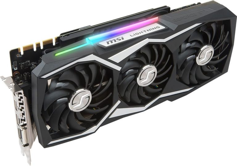 MSI GeForce GTX 1080 Ti Lightning Z Graphics Card Unleashed – See Specs and Features