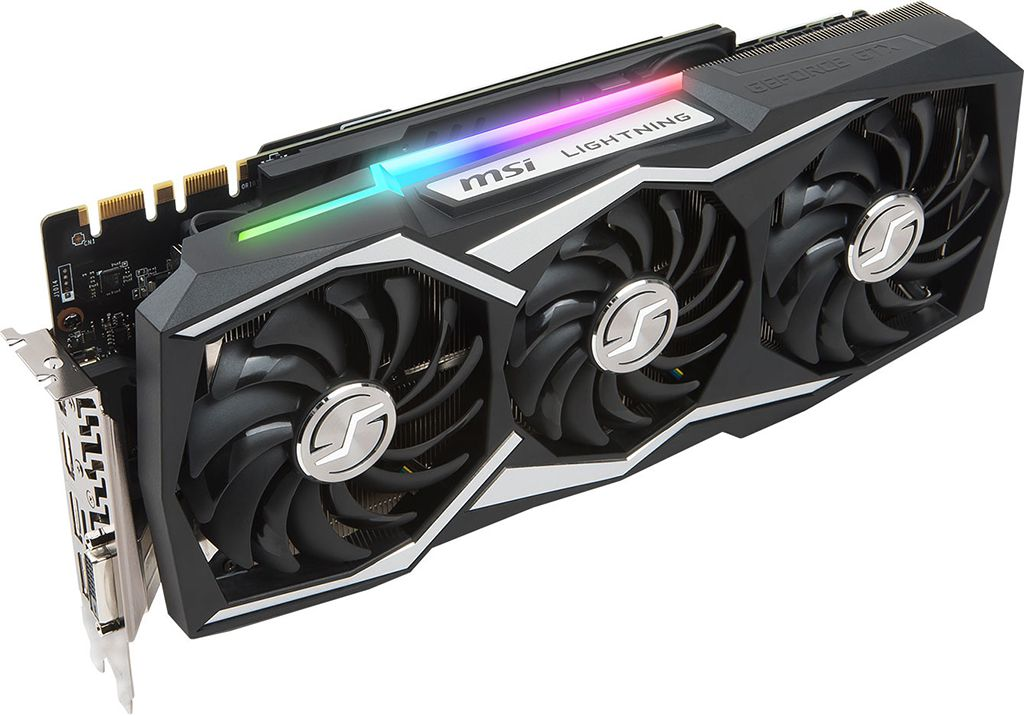 MSI GeForce GTX 1080 Ti Lightning Z Graphics Card Unleashed
