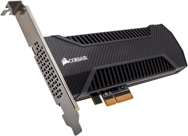 Corsair Neutron NX500 NVMe PCIe SSD (Add-in-Card) Released – Available in 400GB and 800GB Capacities