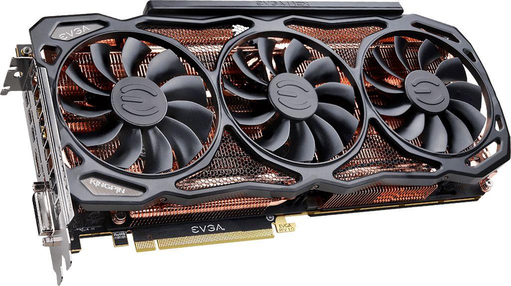EVGA GeForce GTX 1080 Ti K NGP N Now Available - See