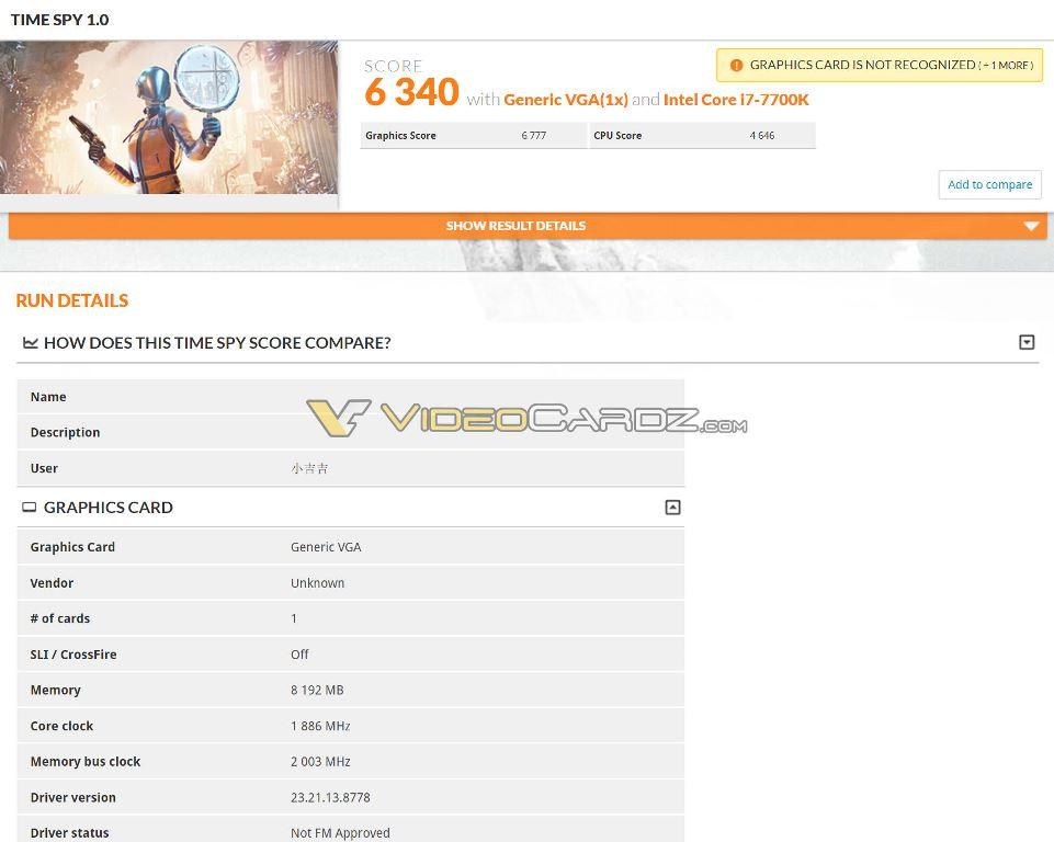 NVIDIA GeForce GTX 1070 Ti 3DMark Benchmarks Surfaced - ThePCEnthusiast