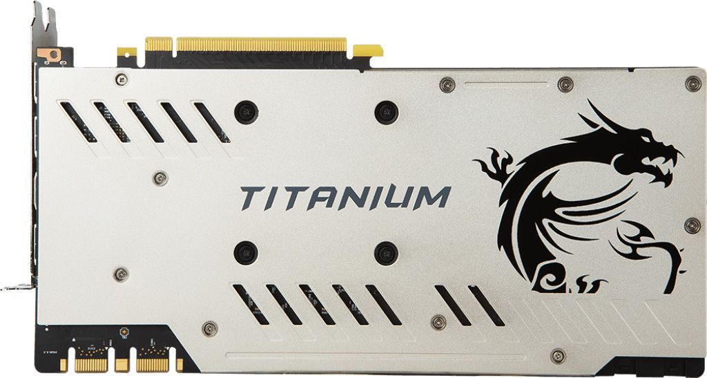 MSI GeForce GTX 1070 Ti Titanium 8G Graphics Card Review - Page 2 of