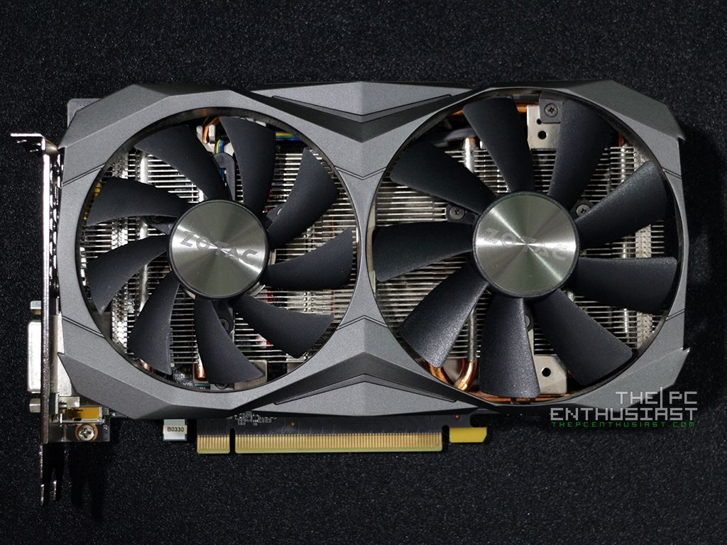 Zotac GeForce GTX 1070 Ti Mini Graphics Card Review - ThePCEnthusiast