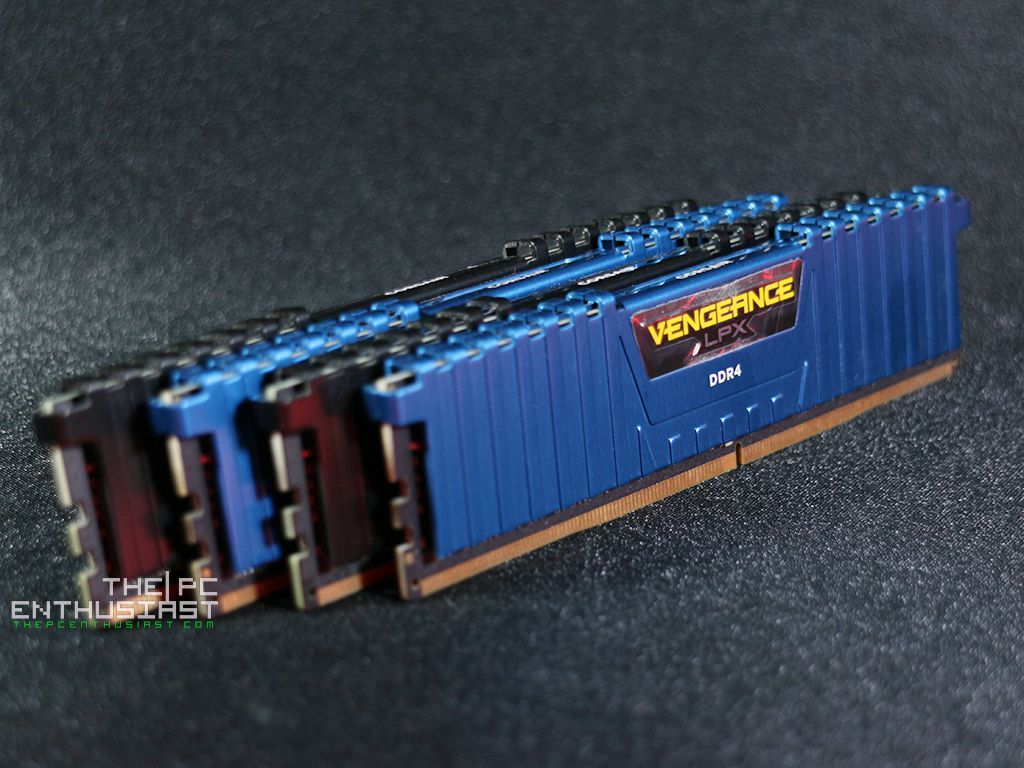 Corsair Vengeance LPX DDR4 3000MHz Memory Review - Tested