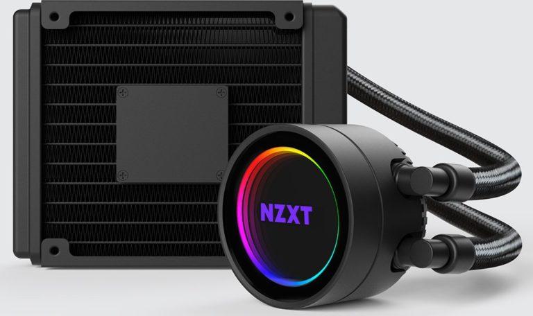 NZXT Kraken X72 and Kraken M22 AIO Liquid CPU Coolers Released