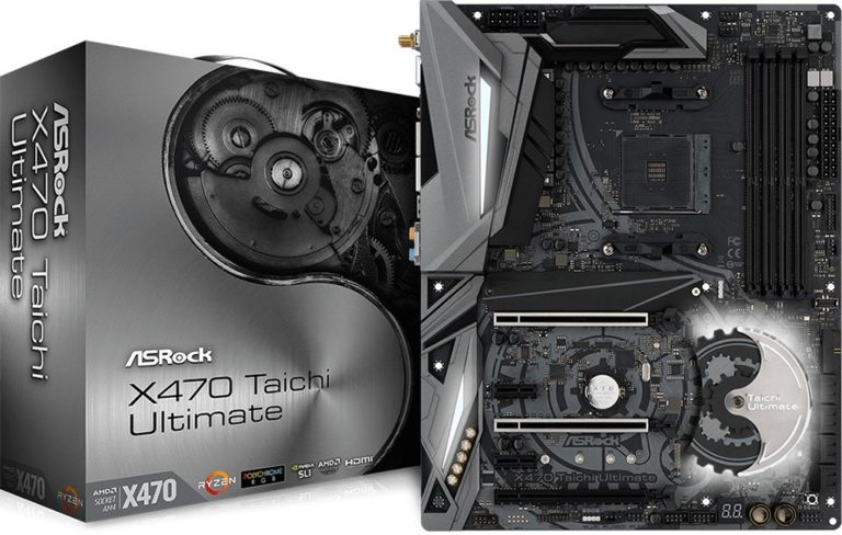ASRock X470 Motherboard Series Released – See Features, Specs and Price