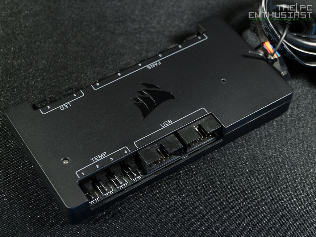 Corsair Commander Pro And Lighting Node Pro Review