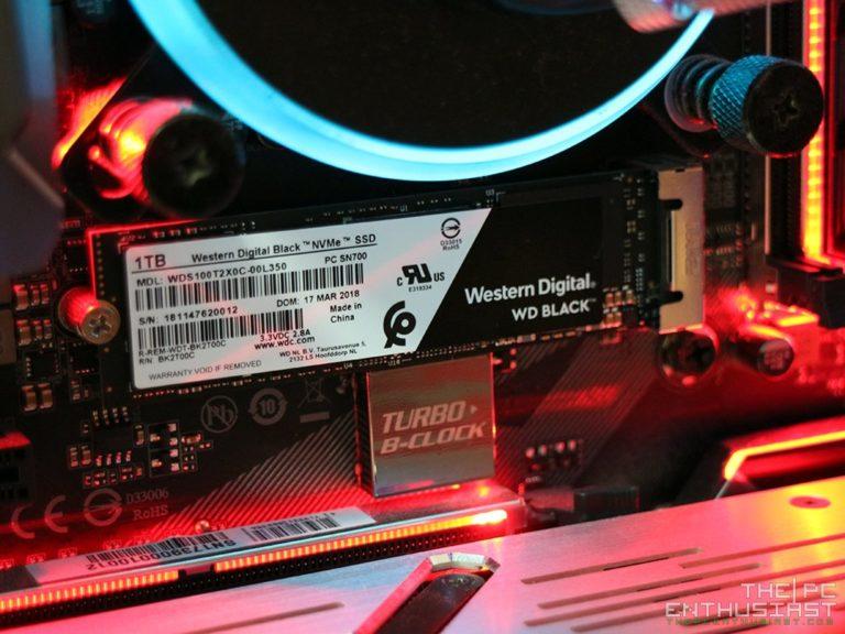 WD Black 1TB 3D NVMe SSD Review – The WD Black Drive That We Deserve!