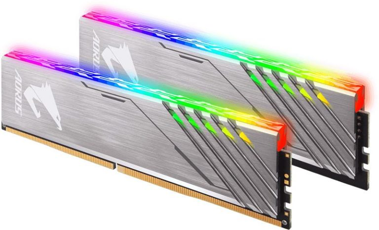 Gigabyte Aorus RGB DDR4 Memory Modules Released – See Features and Specifications